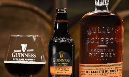 Bulleit Bourbon Barrels