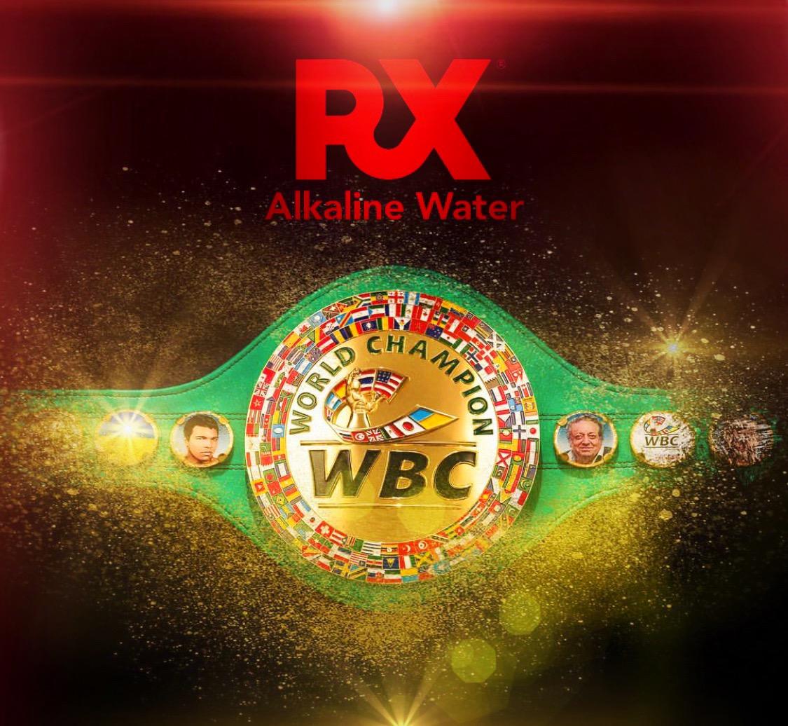 WBC RX Water