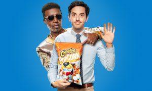 MC Hammer Cheetos