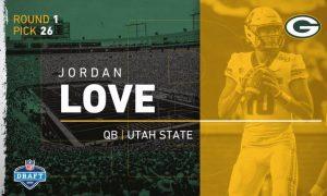 Jordan Love Packers
