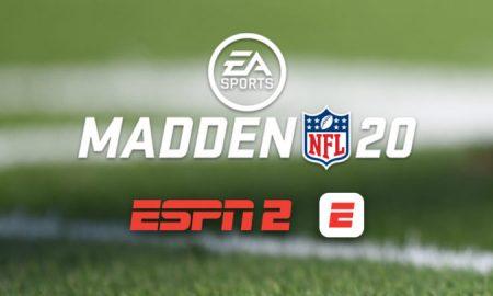 Madden NFL Celebrity Tournament