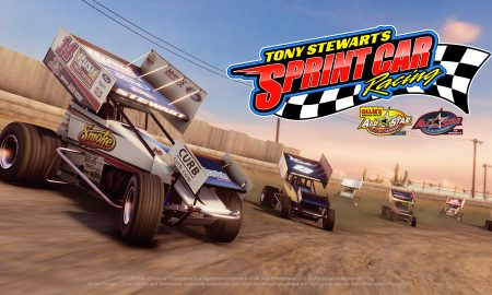 Monster Games Tony Stewarts Sprint Car Racing
