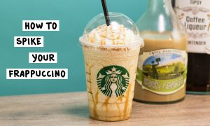 How to Spike Your Frappuccino!