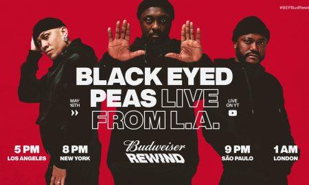 Black Eyed Peas Budweiser
