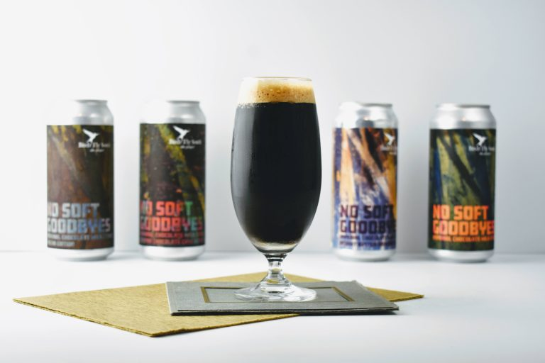 Birds Fly South Imperial Milk Choc Stout 'Friend Pack' Release