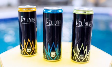 Azulana Sparkling Tequila Expands Nationally