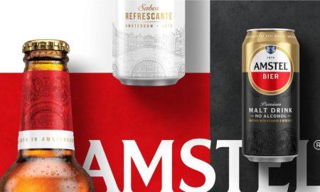 Elmwood London Crafts New Brand Identity for Amstel