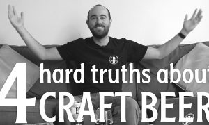 4 Hard Truths About Craft Beer