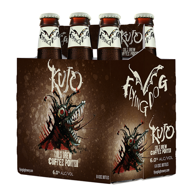 Flying Dog Brewery Unleashes 2020 Cold Press Coffee Porter