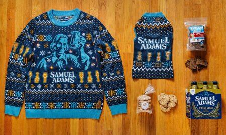 Samuel Adams' New Winter Lager