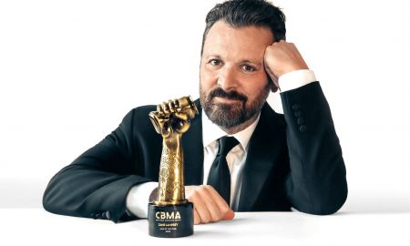 Zane Lamprey wins CBMA 2020 'Man of the Year' Award