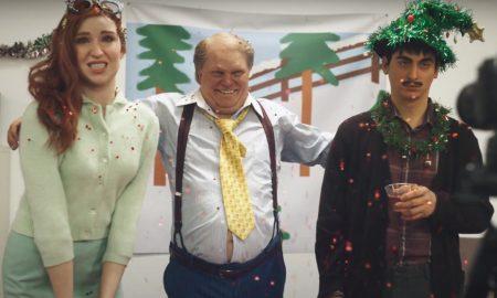 Miller Lite Bids Farewell to Work Holiday Parties
