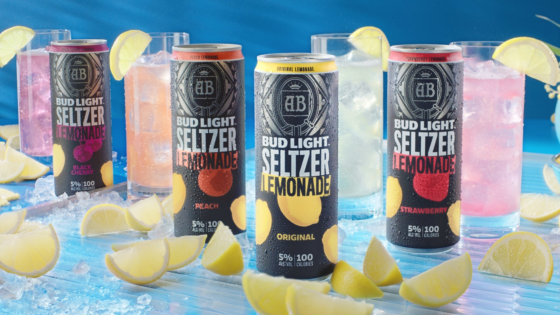 Bud Light Seltzer Expands Product Line-Up With Newest Innovation, Bud Light Seltzer Lemonade